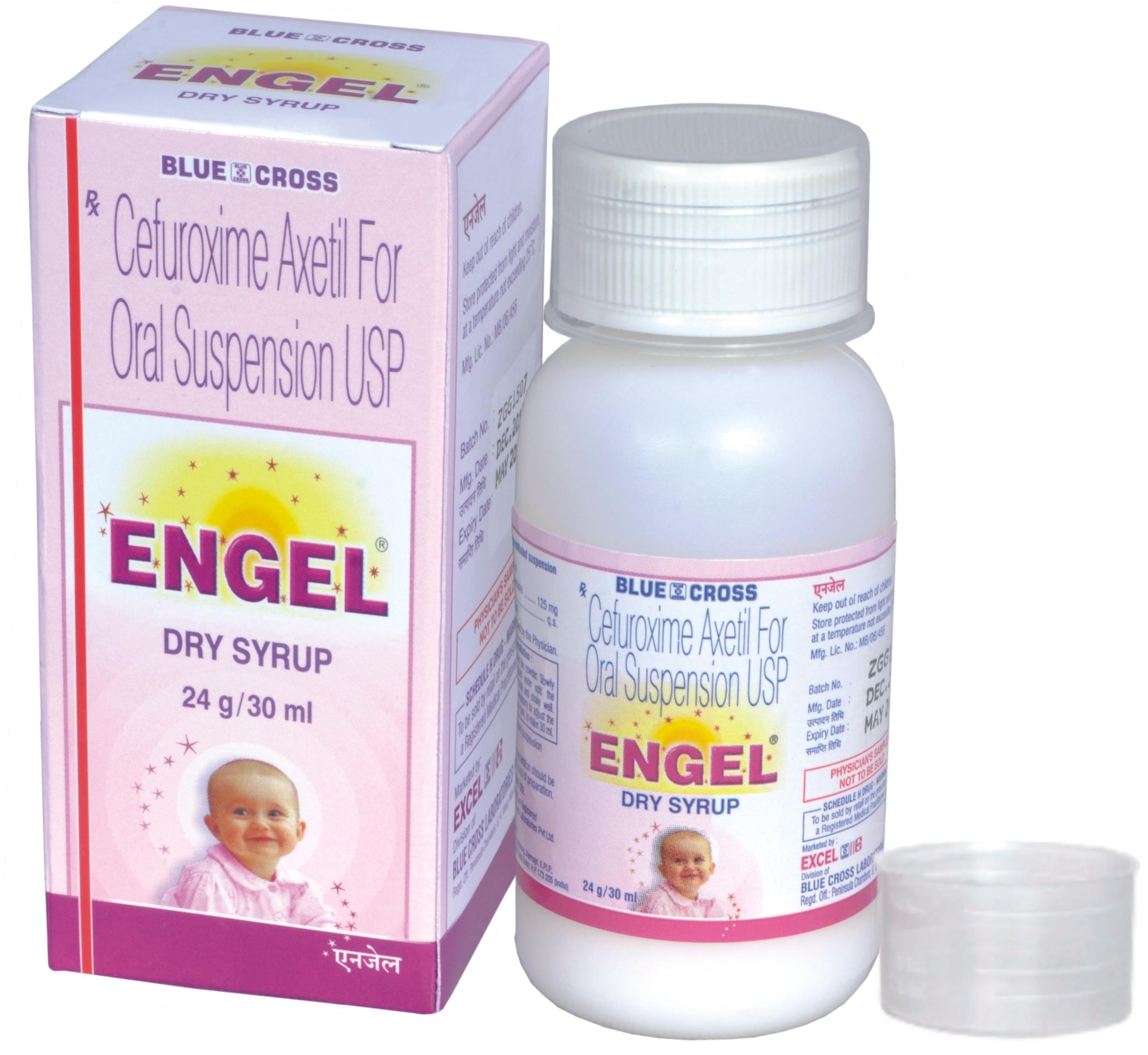 Engel Dry Syp